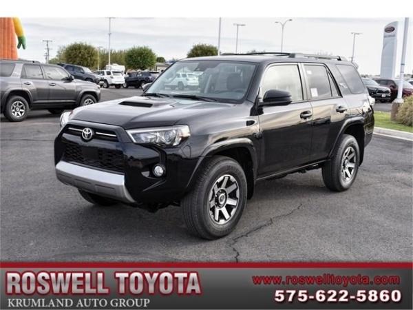 2020 Toyota 4Runner in Roswell, NM