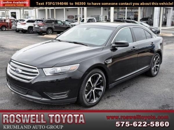 2015 Ford Taurus in Roswell, NM