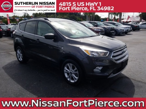 2018 Ford Escape in Fort Pierce, FL