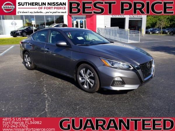 2020 Nissan Altima in Fort Pierce, FL