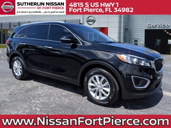 Kia Fort Pierce >> 2017 Kia Sorento Lx I4 Fwd For Sale In Fort Pierce Fl Truecar
