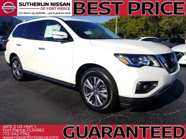 2019 Nissan Pathfinder in Fort Pierce, FL