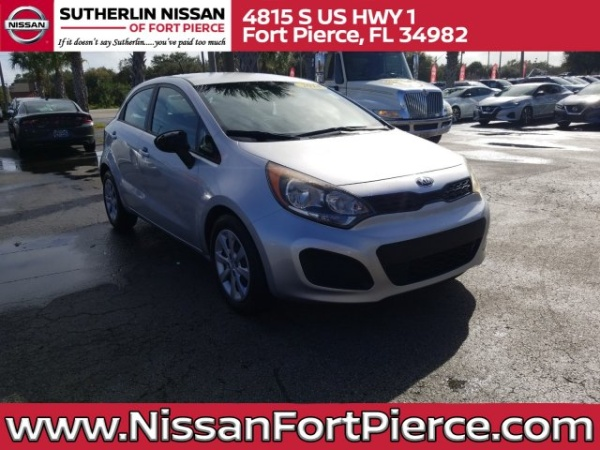 2014 Kia Rio in Fort Pierce, FL