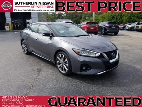 2020 Nissan Maxima in Fort Pierce, FL