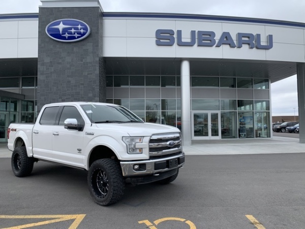 2015 Ford F-150 in Billings, MT