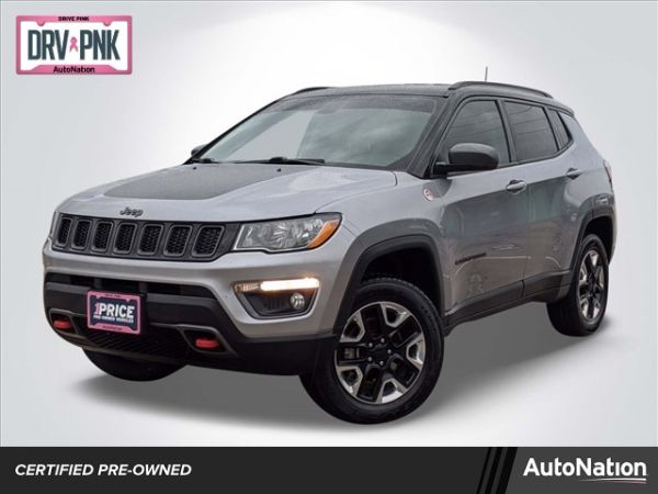 2017 Jeep Compass in Katy, TX
