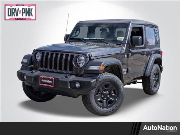 2020 Jeep Wrangler in Katy, TX