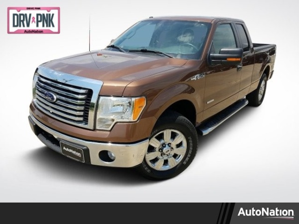 2012 Ford F-150 in Fort Worth, TX