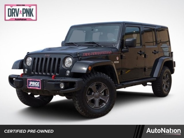 2017 Jeep Wrangler in Fort Worth, TX