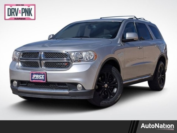2012 Dodge Durango in Fort Worth, TX