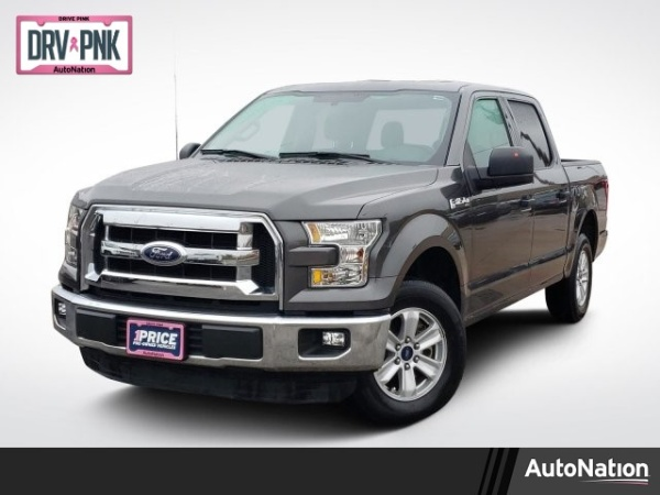 2015 Ford F-150 in Fort Worth, TX