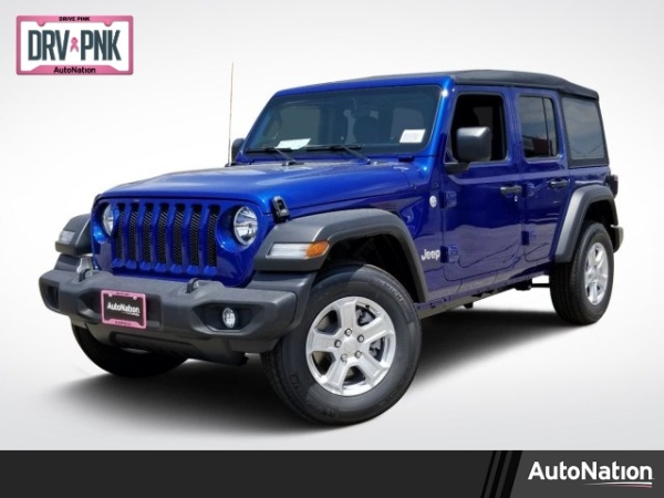 2019 Jeep Wrangler in Fort Worth, TX
