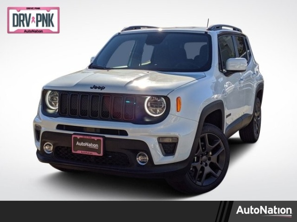 2020 Jeep Renegade in Fort Worth, TX