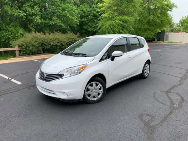 2016 Nissan Versa in Sterling, VA