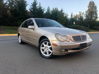 Used 2002 Mercedes Benz C Class For Sale 25 Used 2002 C Class