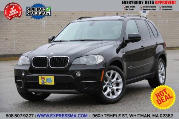 2011 BMW X5 in Whitman, MA