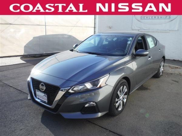 2020 Nissan Altima in Norwell, MA