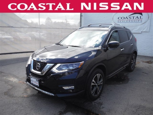 2017 Nissan Rogue in Norwell, MA