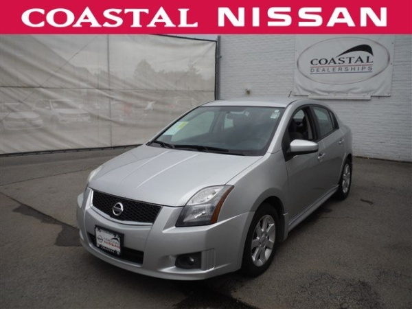 2011 Nissan Sentra in Norwell, MA