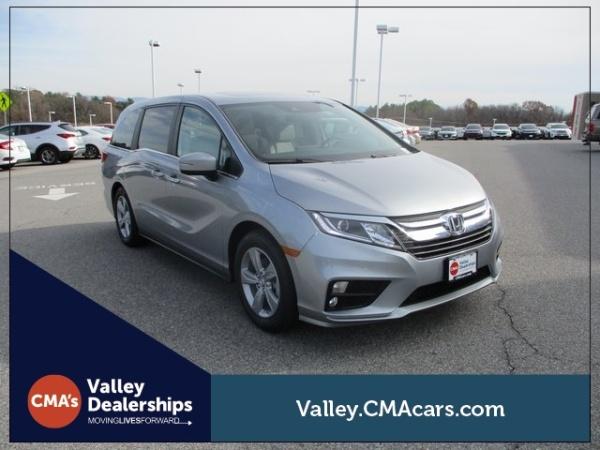 2020 Honda Odyssey in Staunton, VA