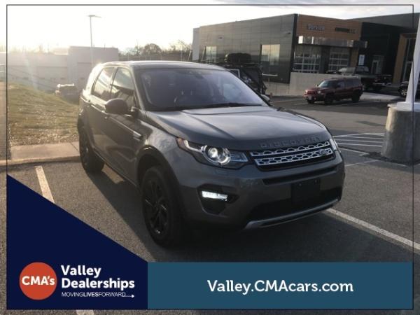 2017 Land Rover Discovery Sport in Staunton, VA
