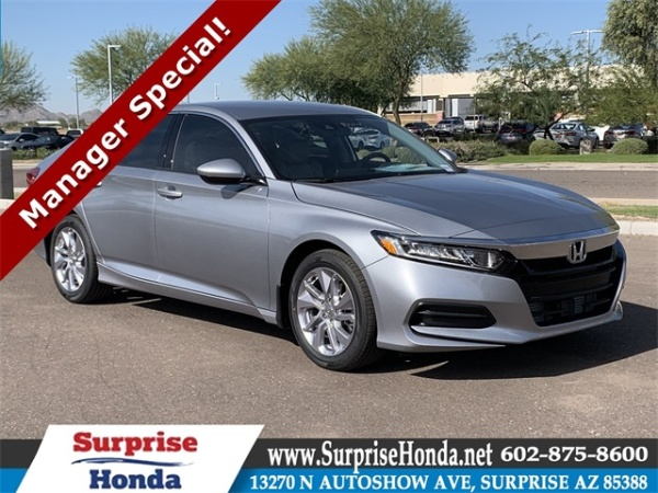 2020 Honda Accord in Surprise, AZ