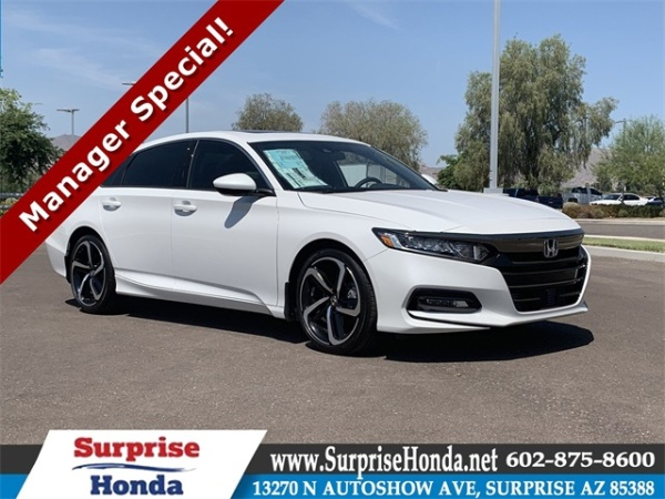 2019 Honda Accord in Surprise, AZ