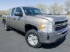 2011 Chevrolet Silverado 2500HD WT Extended Cab Standard Box 4WD for Sale in Phoenix, AZ