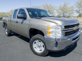 Chevy 2500 Diesel For Sale >> Used Chevrolet Silverado 2500hds For Sale Truecar