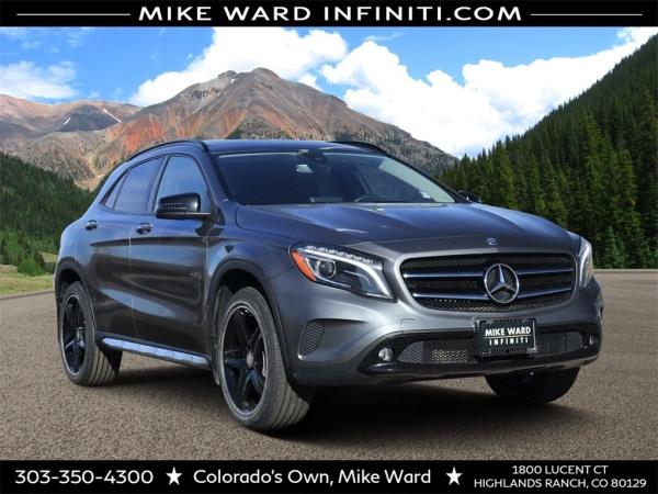 2017 Mercedes-Benz GLA in Highlands Ranch, CO
