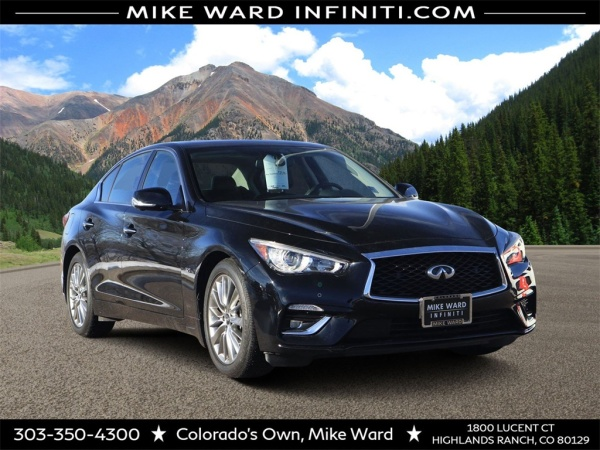 2018 INFINITI Q50 in Highlands Ranch, CO