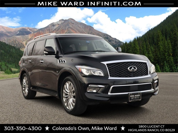 2015 INFINITI QX80 in Highlands Ranch, CO