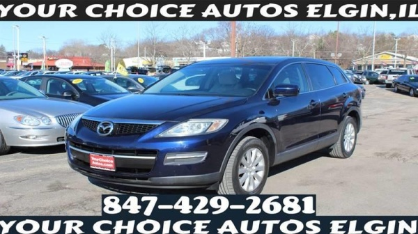 2009 Mazda Cx 9 Sport Fwd For Sale In Elgin Il Truecar