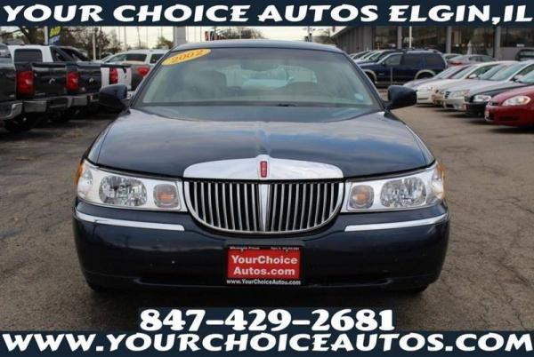 2002 Lincoln Town Car Signature For Sale In Elgin Il Truecar