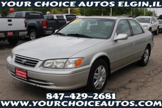 Used 2000 Toyota Camry LE I4 Automatic For Sale In Elgin, IL