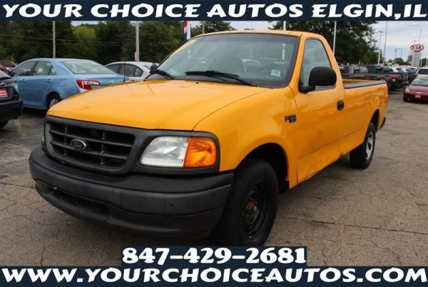 2004 ford f 150 heritage xl regular cab 139 rwd for sale in elgin il truecar. Black Bedroom Furniture Sets. Home Design Ideas