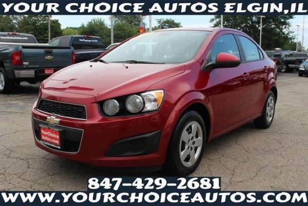 2013 Chevrolet Sonic in Elgin, IL