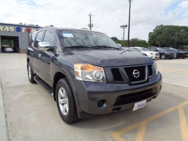 2012 Nissan Armada in Houston, TX