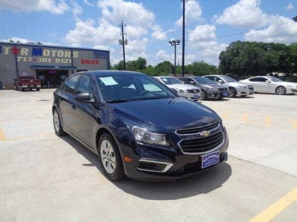 2016 Chevrolet Cruze Limited in Houston, TX