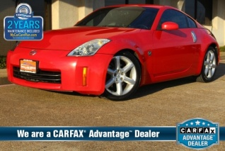 Used Nissan 350z For Sale In Euless Tx 12 Used 350z Listings In