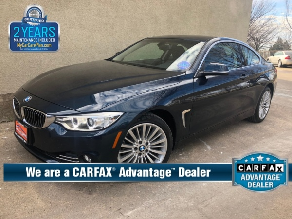 2015 BMW 4 Series in Mesquite, TX