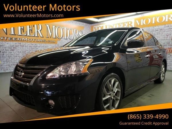 2013 Nissan Sentra in knoxville, TN