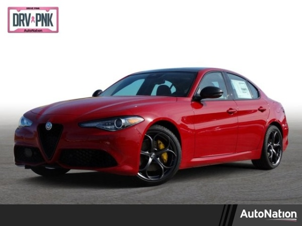 2019 Alfa Romeo Giulia Sport