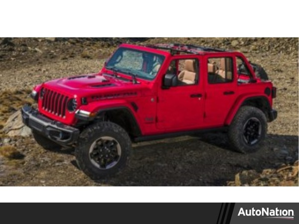 2020 Jeep Wrangler in Houston, TX