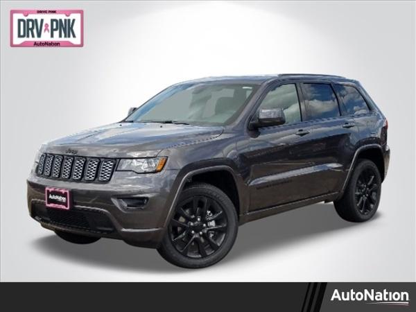 2020 Jeep Grand Cherokee in Houston, TX