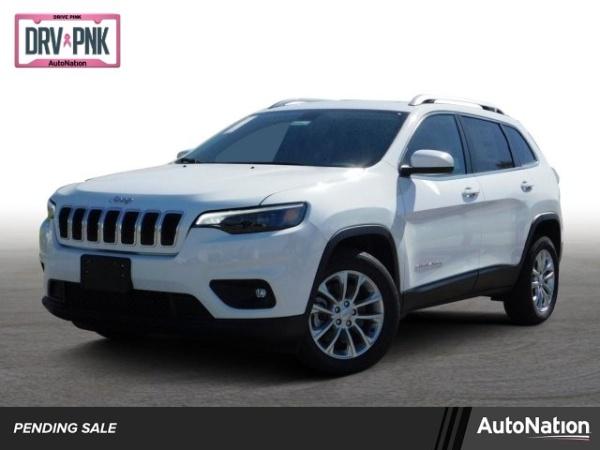 2019 Jeep Cherokee in Houston, TX