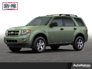 2009 Ford Escape Hybrid Limited Cvt Fwd For In Houston Tx
