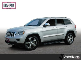 Used 2011 Jeep Grand Cherokee Limited RWD For Sale In Houston, TX