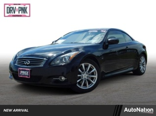 2017 Infiniti Q60 Convertible Rwd Automatic For In Houston Tx