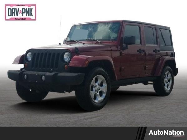 2013 Jeep Wrangler in Houston, TX